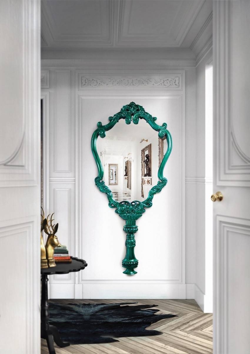 Featured Photo of Unique Wall Mirrors