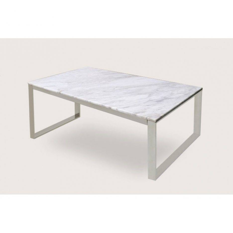The Special Style Of The Marble Top Coffee Table Design Furniture for White Marble Coffee Tables (Image 28 of 30)