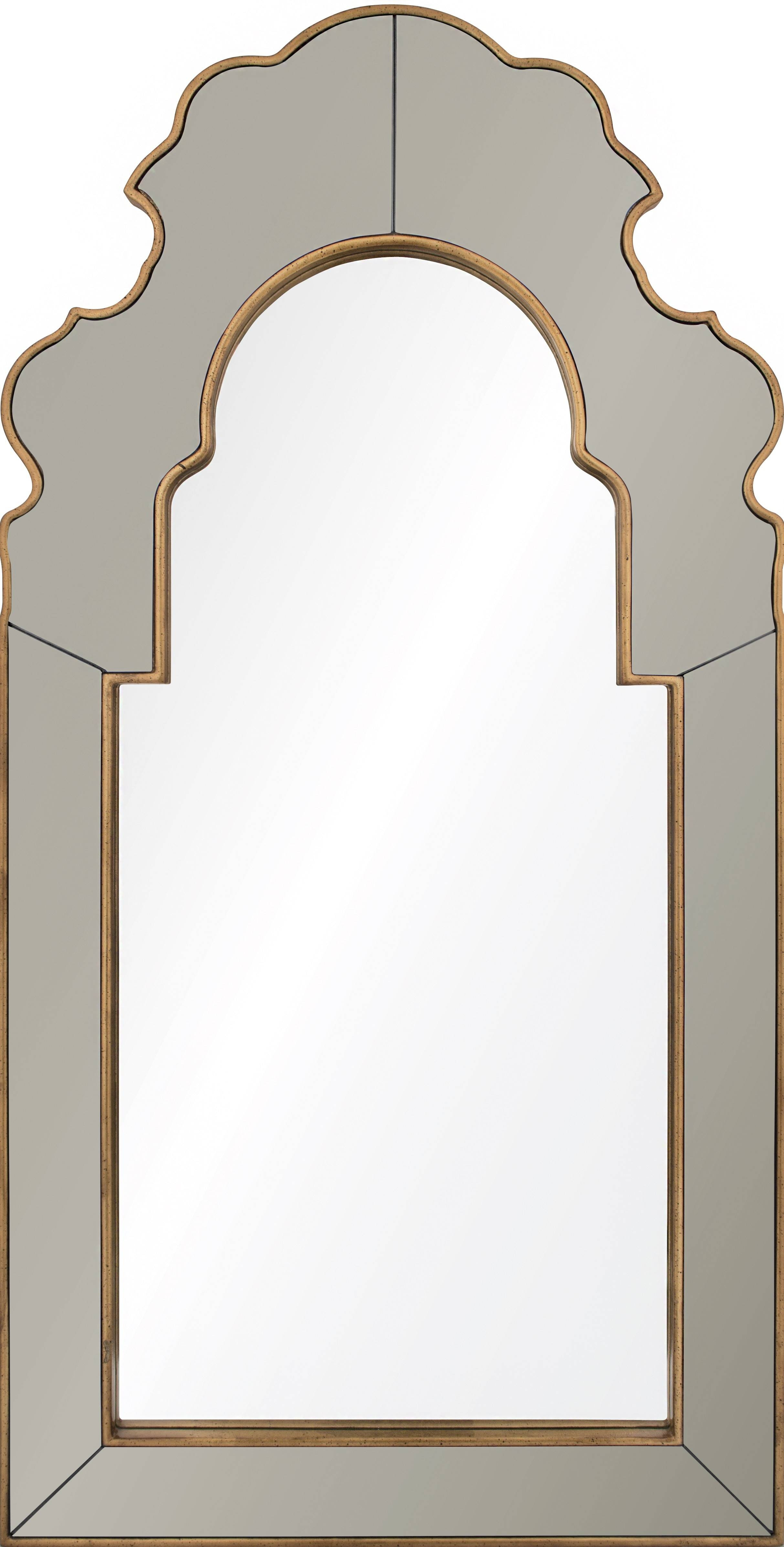 The Well Appointed House - Luxuries For The Home - The Well inside Gold Arch Mirrors (Image 21 of 25)