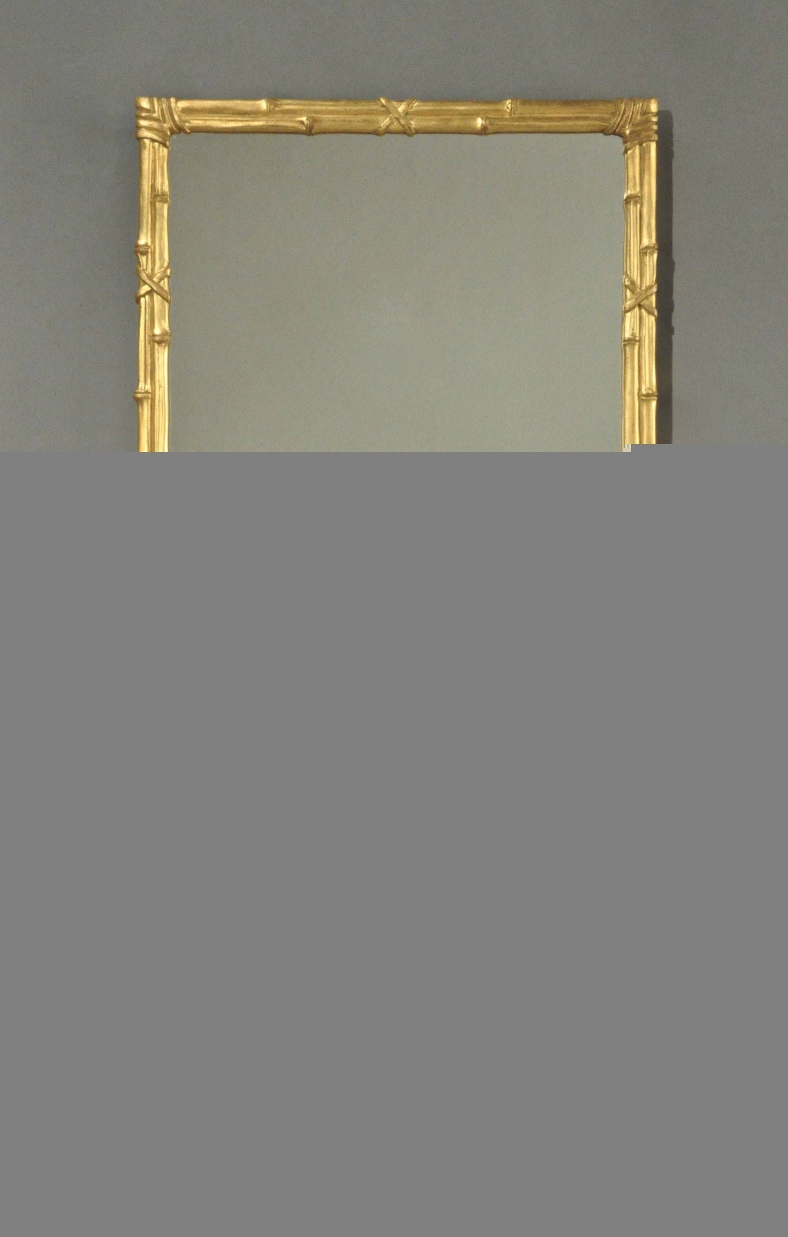 The Well Appointed House – Luxuries For The Home – The Well Within Antique Gold Mirrors (View 18 of 25)