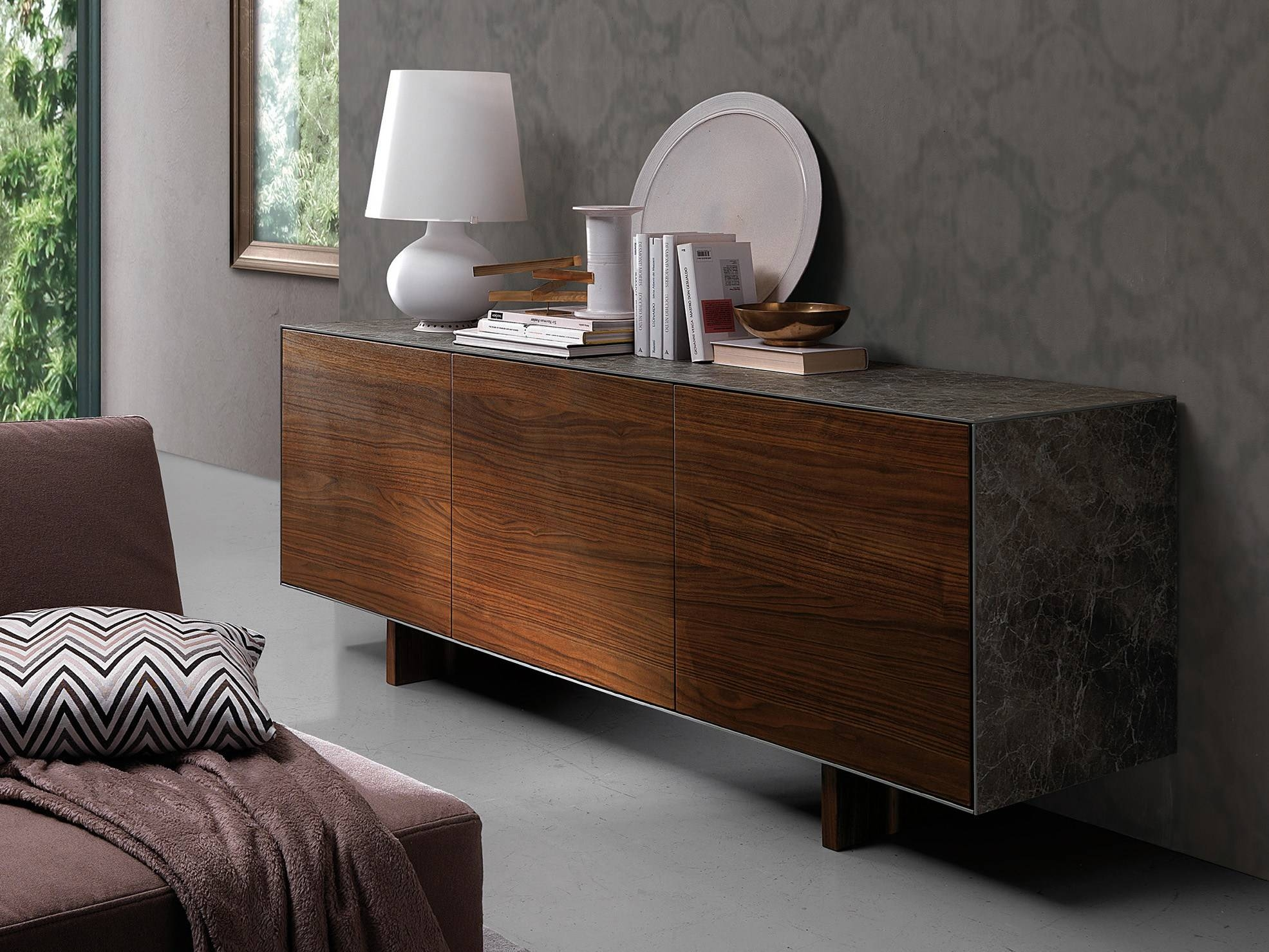 Thin | Sideboard Oliver B. Casa Collectionoliver B. regarding Thin Sideboards (Image 27 of 30)
