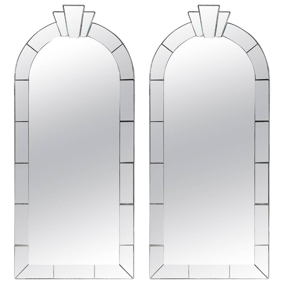 Tishu Gallery - Vintage & Modern regarding Art Deco Style Mirrors (Image 24 of 25)