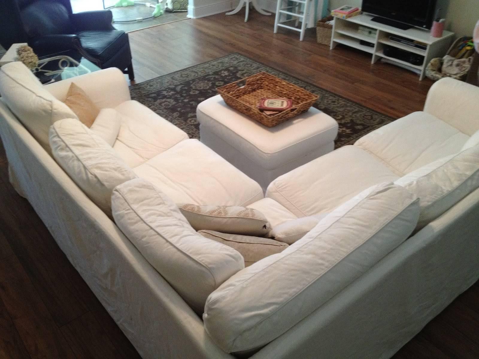 Titus 2 Work In Progress: Ikea Ektorp Sofa Review Part 2 {Follow-Up} in 2X2 Corner Sofas (Image 24 of 30)