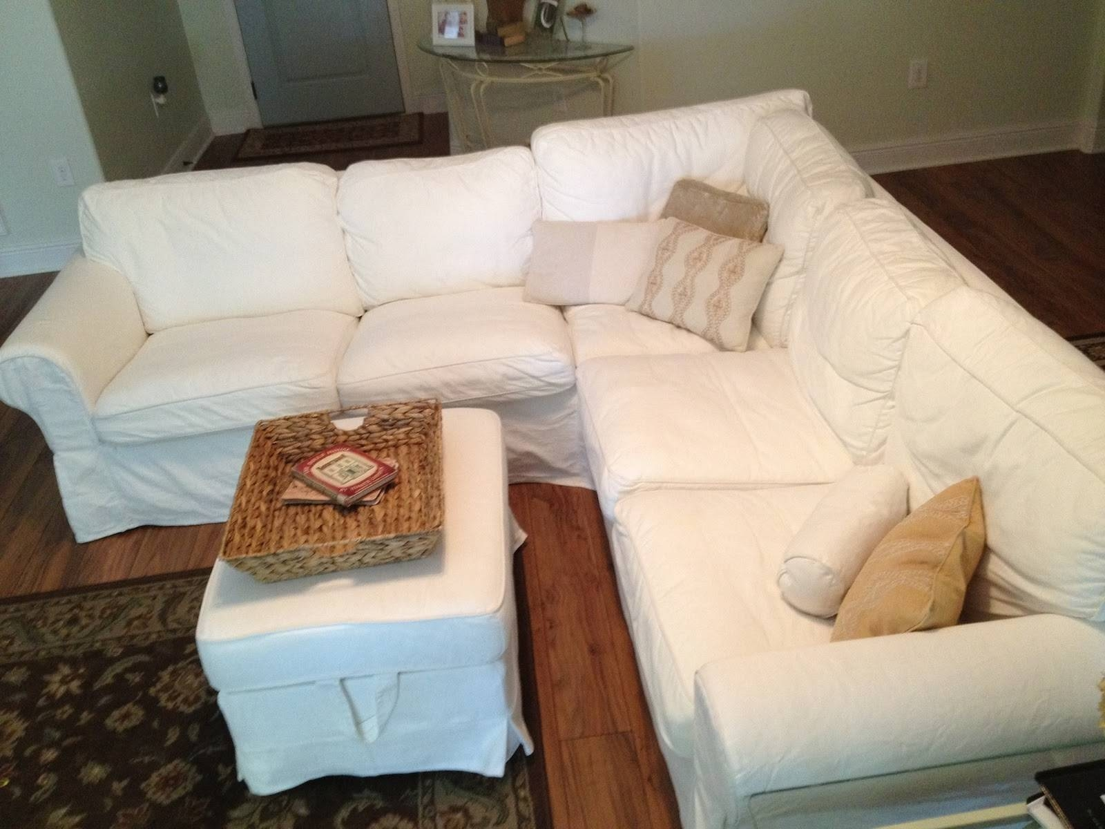 Titus 2 Work In Progress: Ikea Ektorp Sofa Review Part 2 {Follow-Up} regarding 2X2 Corner Sofas (Image 25 of 30)