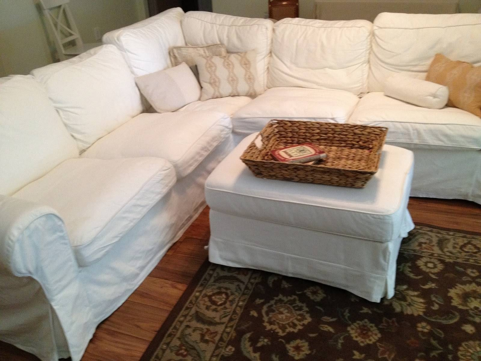 Titus 2 Work In Progress: Ikea Ektorp Sofa Review Part 2 {Follow-Up} throughout 2X2 Corner Sofas (Image 26 of 30)