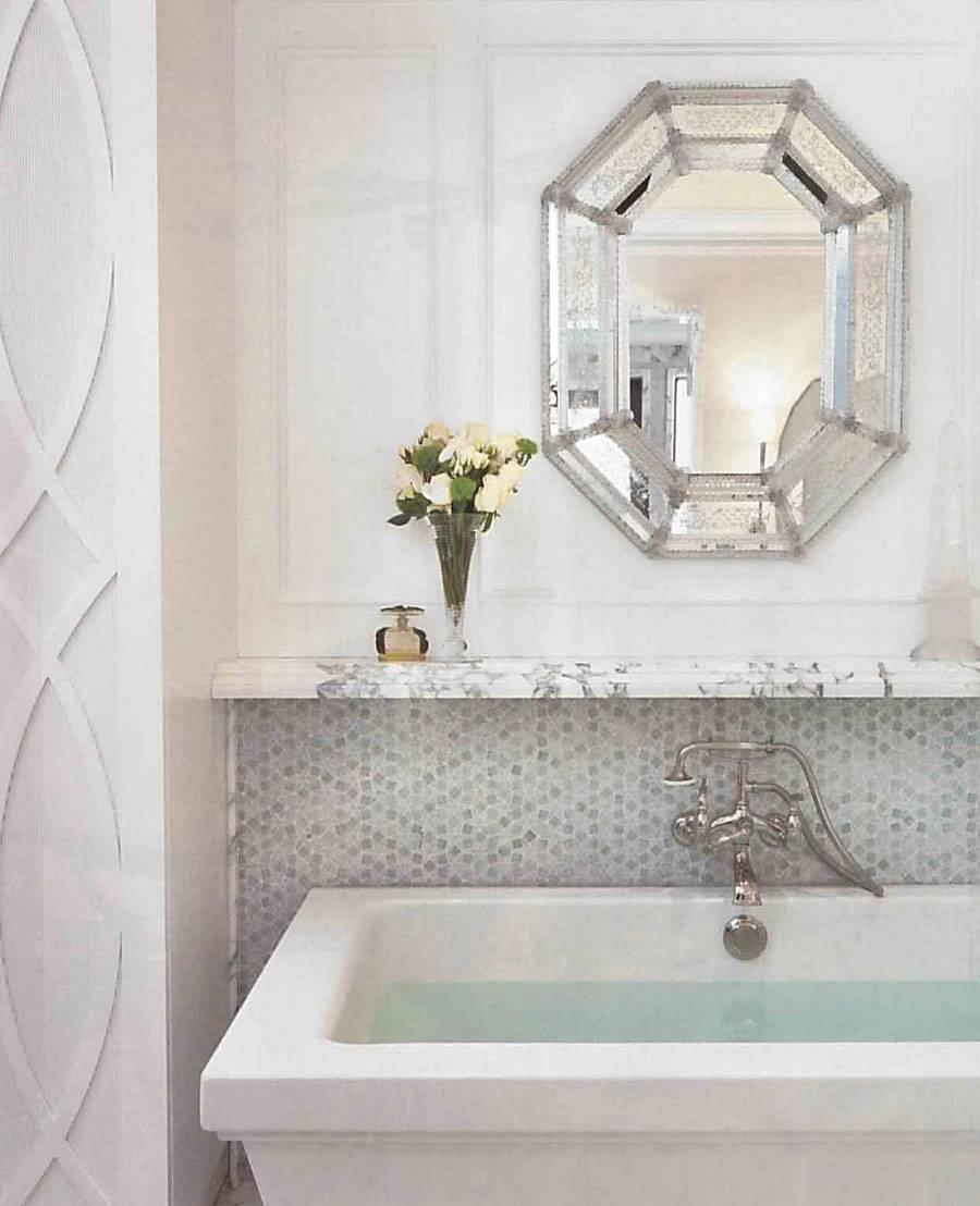 Today's Venetian Glass Mirrors inside Venetian Bathroom Mirrors (Image 23 of 25)
