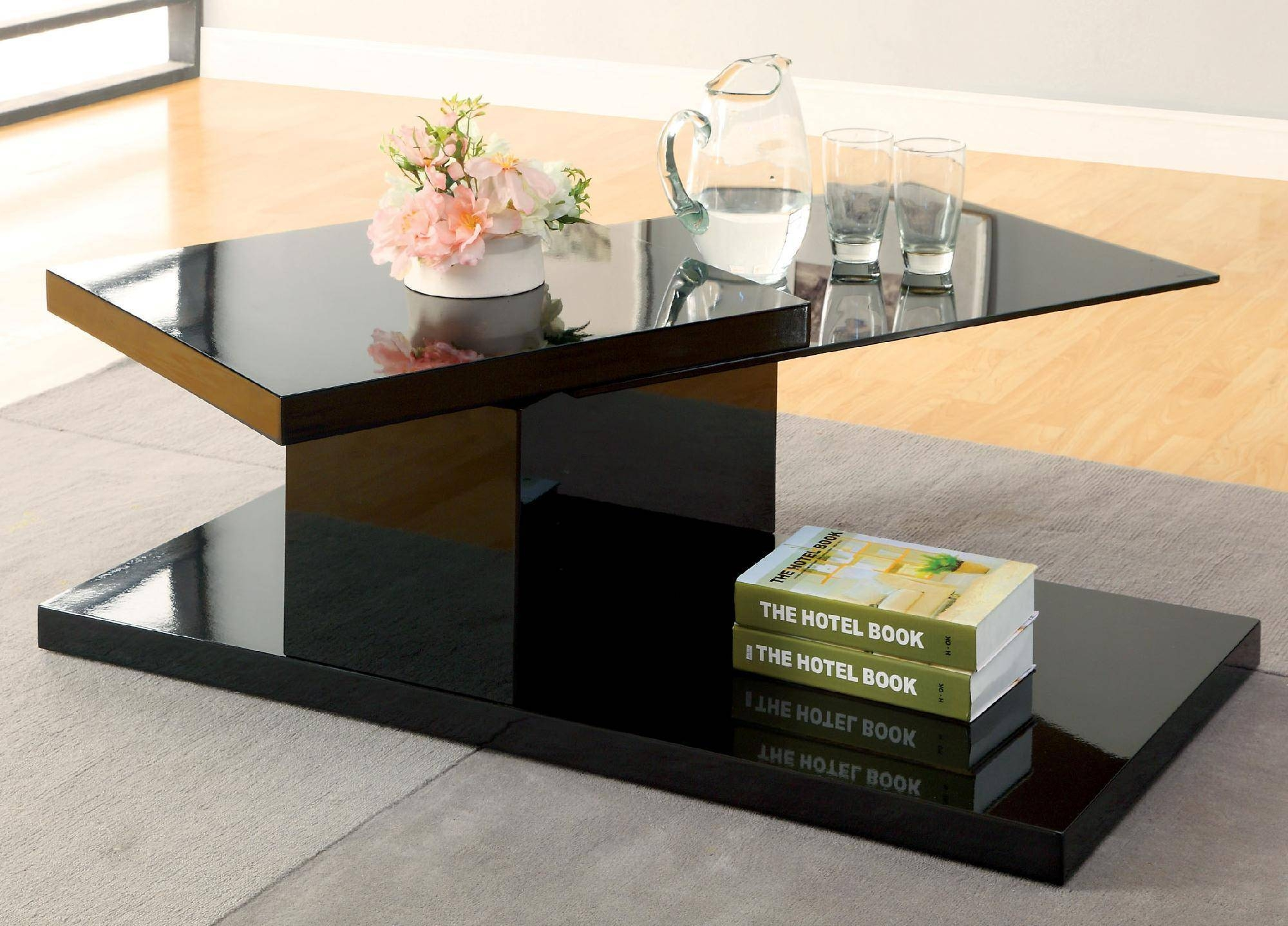 Tokyo Glass Swivel Coffee Table - See Here — Coffee Tables Ideas with Tokyo Coffee Tables (Image 21 of 30)