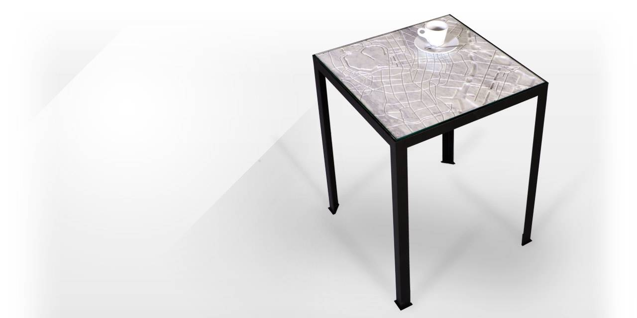 "Tokyo"" Marble Coffee Table From The City Collectionmaison & Maison pertaining to Tokyo Coffee Tables (Image 28 of 30)"