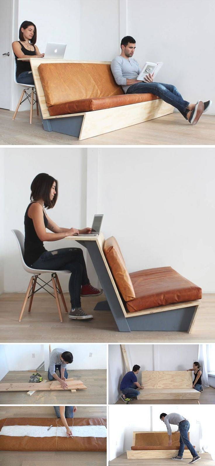 Top 25+ Best Build A Couch Ideas On Pinterest | Outdoor Furniture in Diy Sofa Frame (Image 27 of 30)