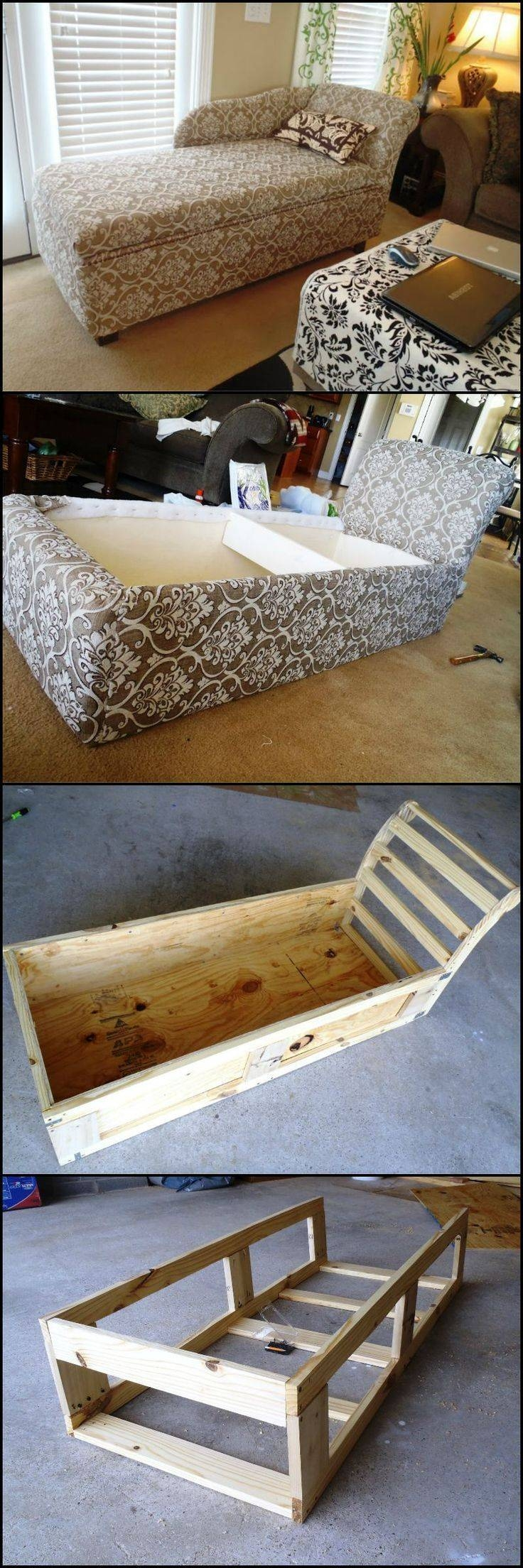 Top 25+ Best Build A Couch Ideas On Pinterest | Outdoor Furniture with Diy Sofa Frame (Image 28 of 30)