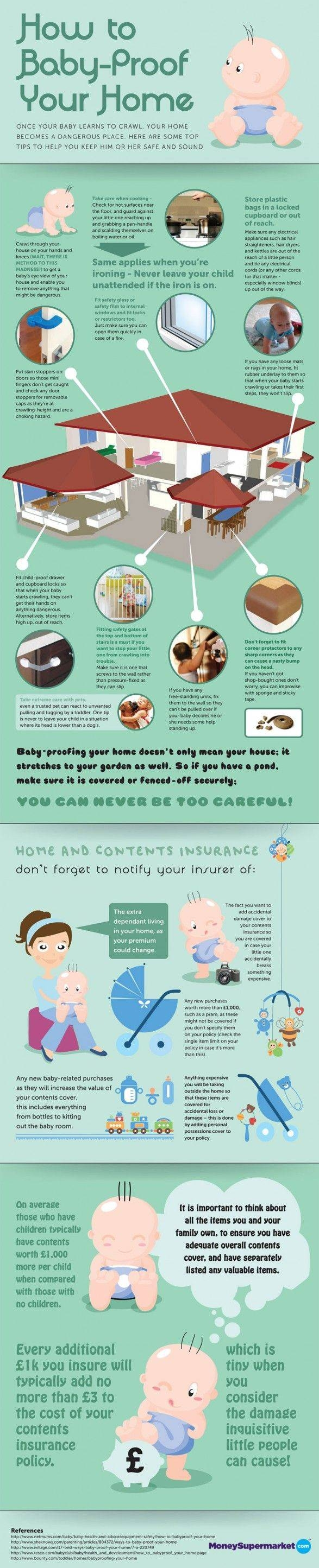 Top 25+ Best Childproofing Ideas On Pinterest   Child Proof, Diy Inside Baby Proof Coffee Tables Corners (View 23 of 30)