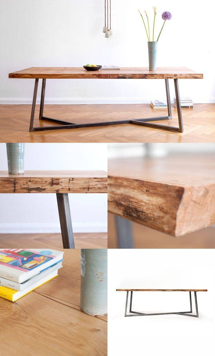 Top 25+ Best Dining Tables Ideas On Pinterest | Dining Room Table pertaining to Coffee Table Dining Table (Image 23 of 30)