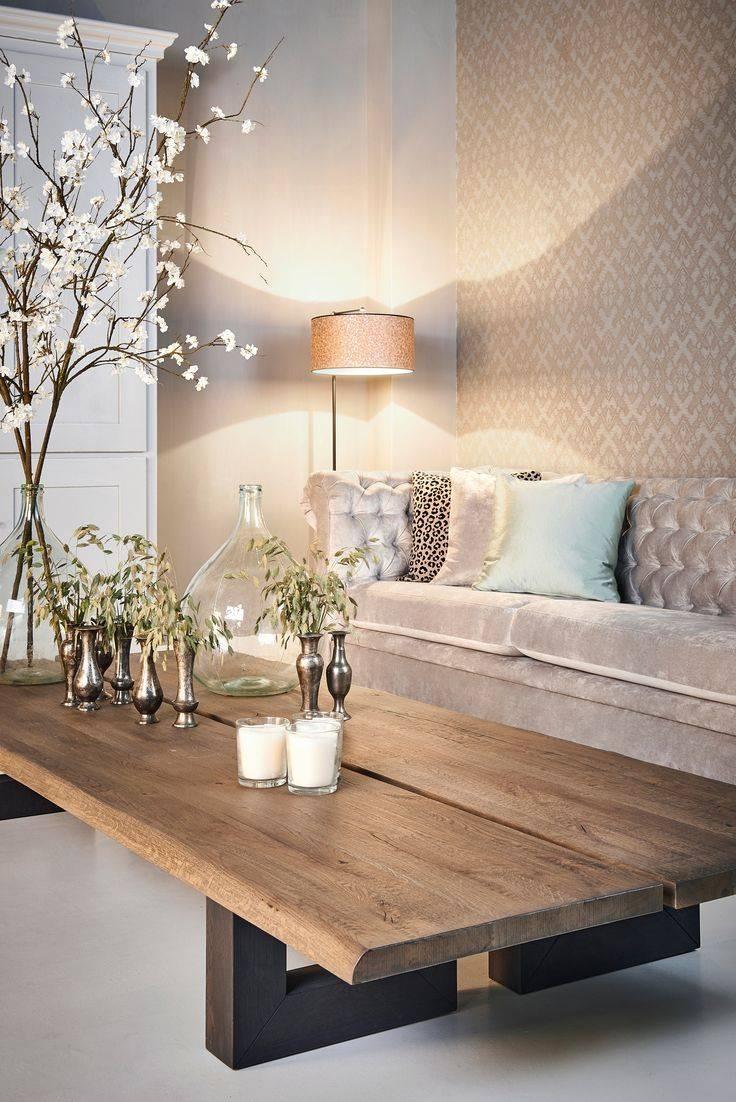 Top 25+ Best Modern Coffee Tables Ideas On Pinterest   Coffee Pertaining To Large Low Level Coffee Tables (View 21 of 30)