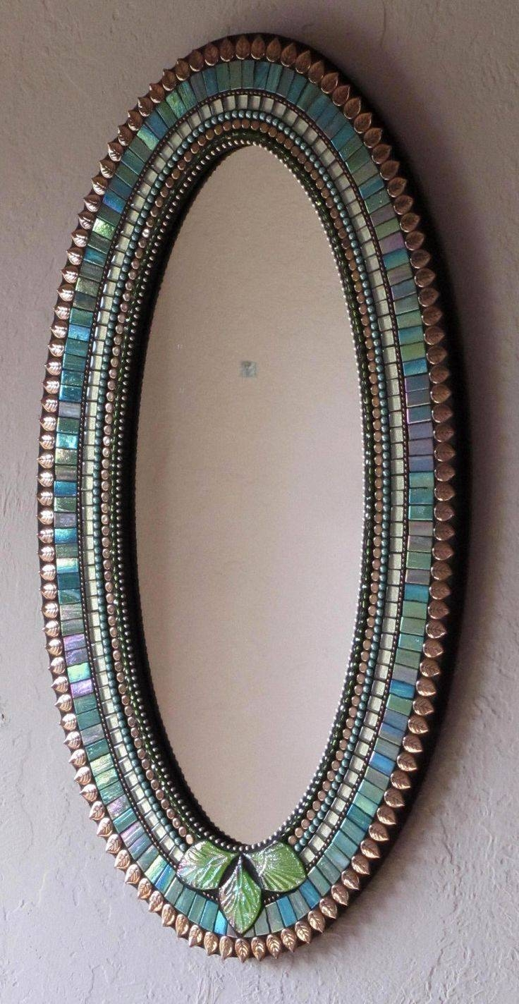 Top 25+ Best Mosaic Mirrors Ideas On Pinterest | Mosaic, Mosaic regarding Mosaic Mirrors (Image 22 of 25)