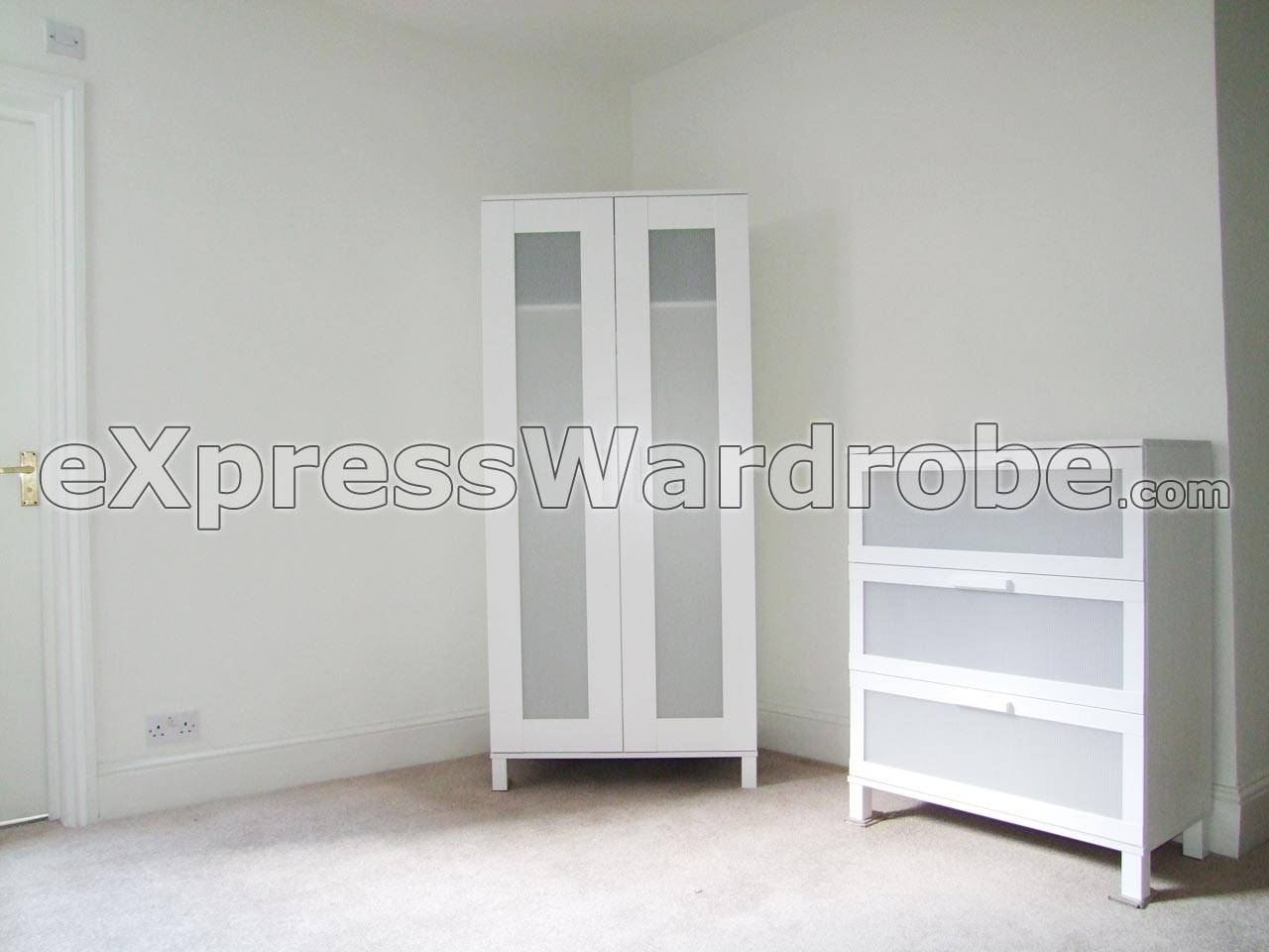 Featured Photo of Cheap Wardrobes And Chest Of Drawers