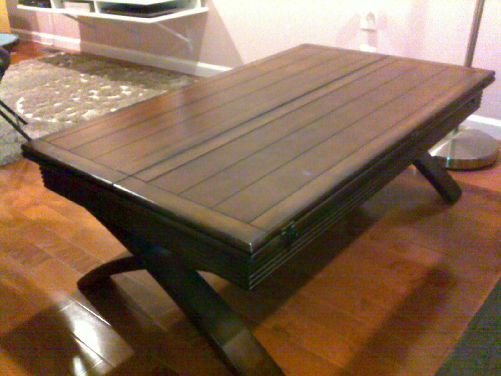 Top Coffee Table Converts To Dining Table : Dining Table Furniture for Coffee Table Dining Table (Image 25 of 30)