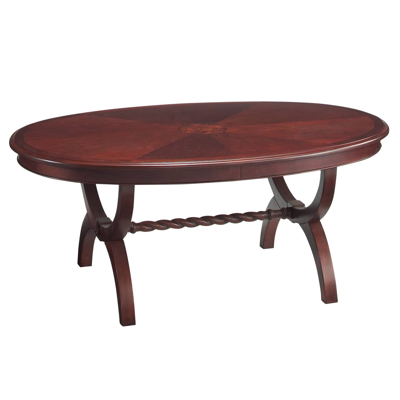 Townsend Oval Coffee Table – Bombay Canada pertaining to Bombay Coffee Tables (Image 29 of 30)