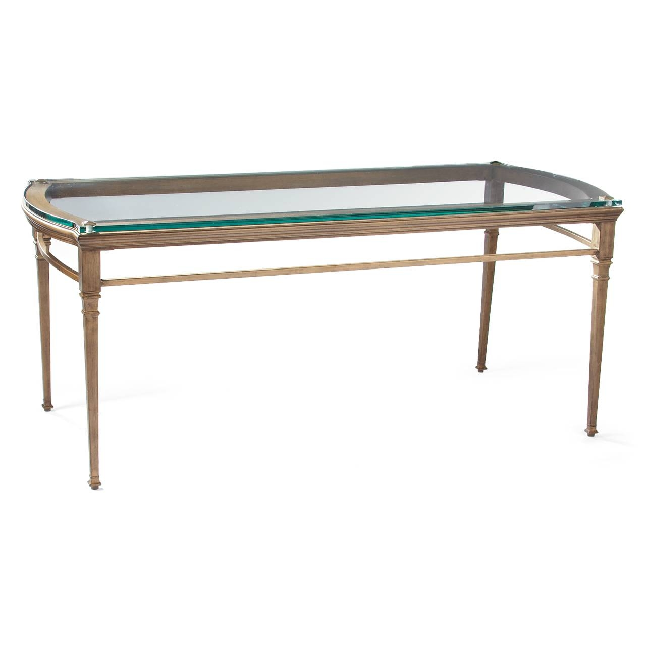Townsend Oval Coffee Table – Bombay Canada with regard to Bombay Coffee Tables (Image 30 of 30)