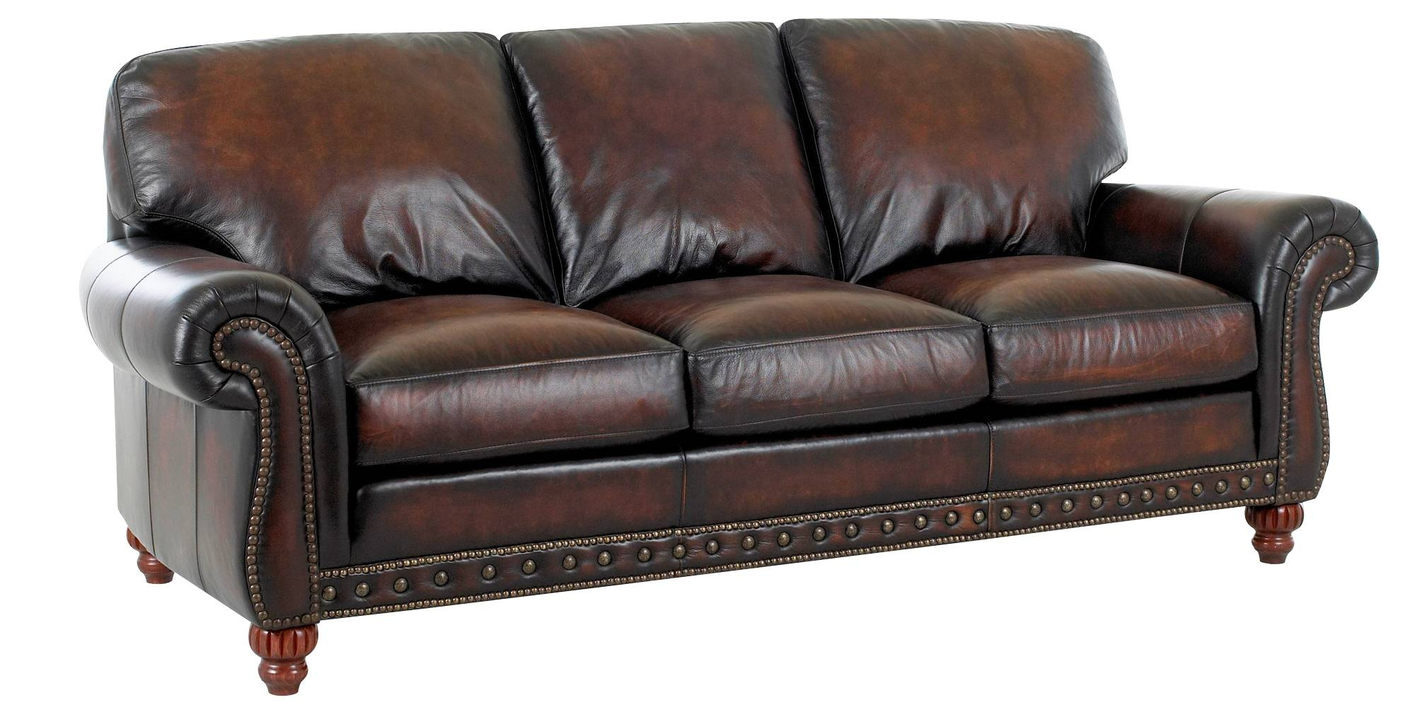 Traditional European Old World Leather Sofa Set | Club Furniture throughout Old Fashioned Sofas (Image 29 of 30)
