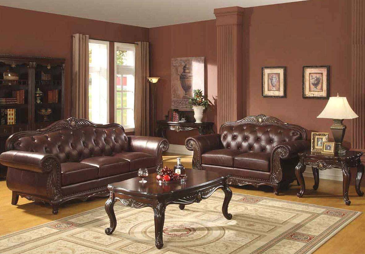 Traditional Leather Sofas Images - Reverse Search for Traditional Leather Couch (Image 23 of 30)