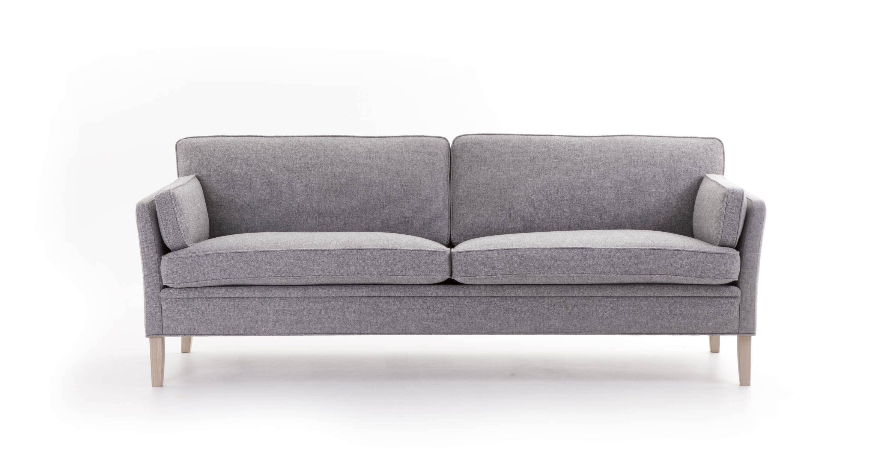 Traditional Sofa / Fabric / 2-Seater / With Removable Cover regarding Sofa With Removable Cover (Image 29 of 30)