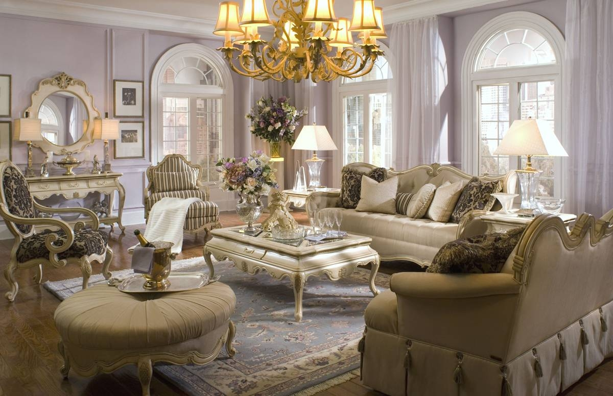 Traditional Sofas, Loveseats, Chairs, Sets & Sectionals regarding Traditional Sofas And Chairs (Image 14 of 15)
