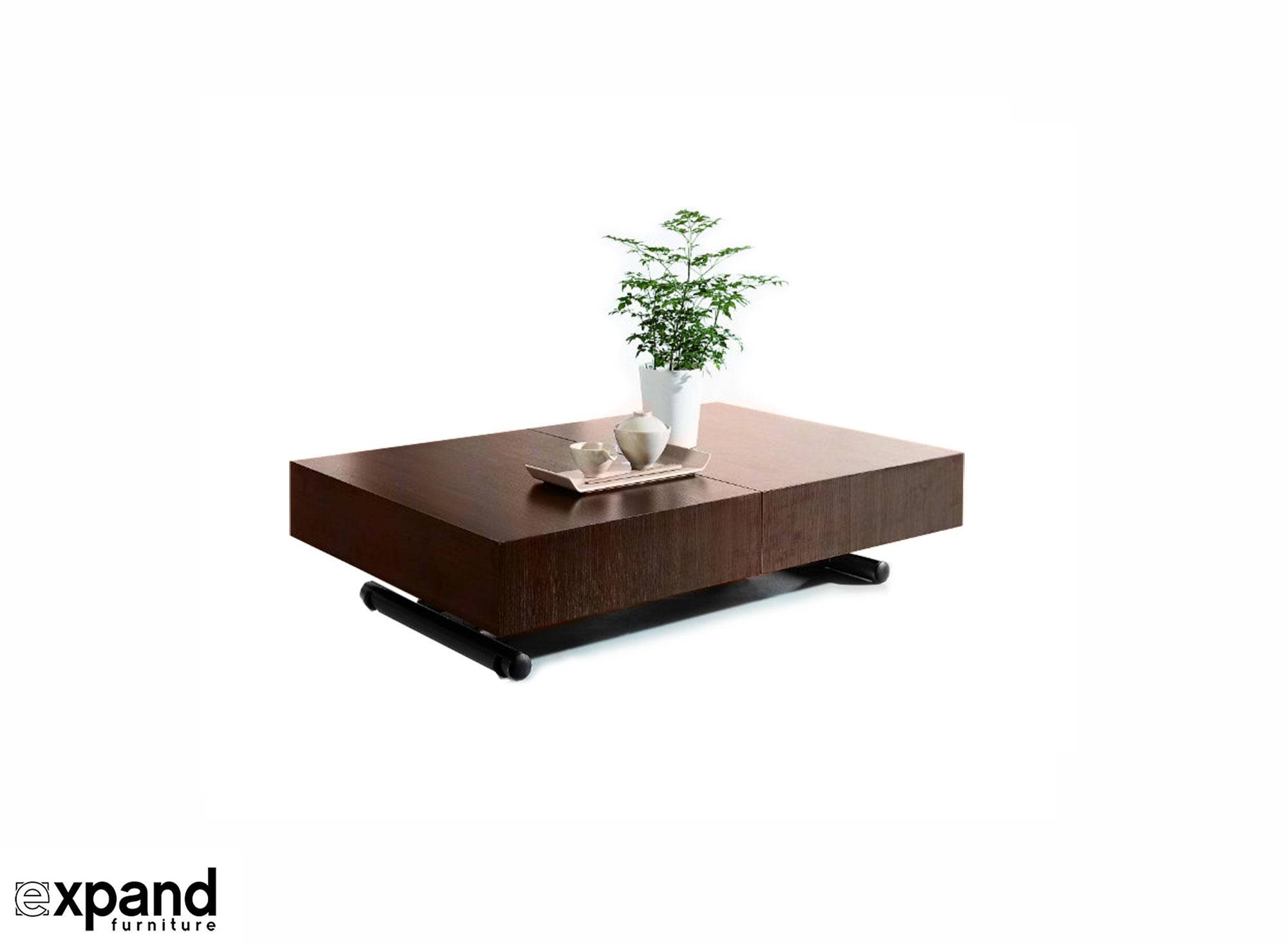 Transforming Box Coffee To Dining Table | Expand Furniture throughout Coffee Table Dining Table (Image 28 of 30)