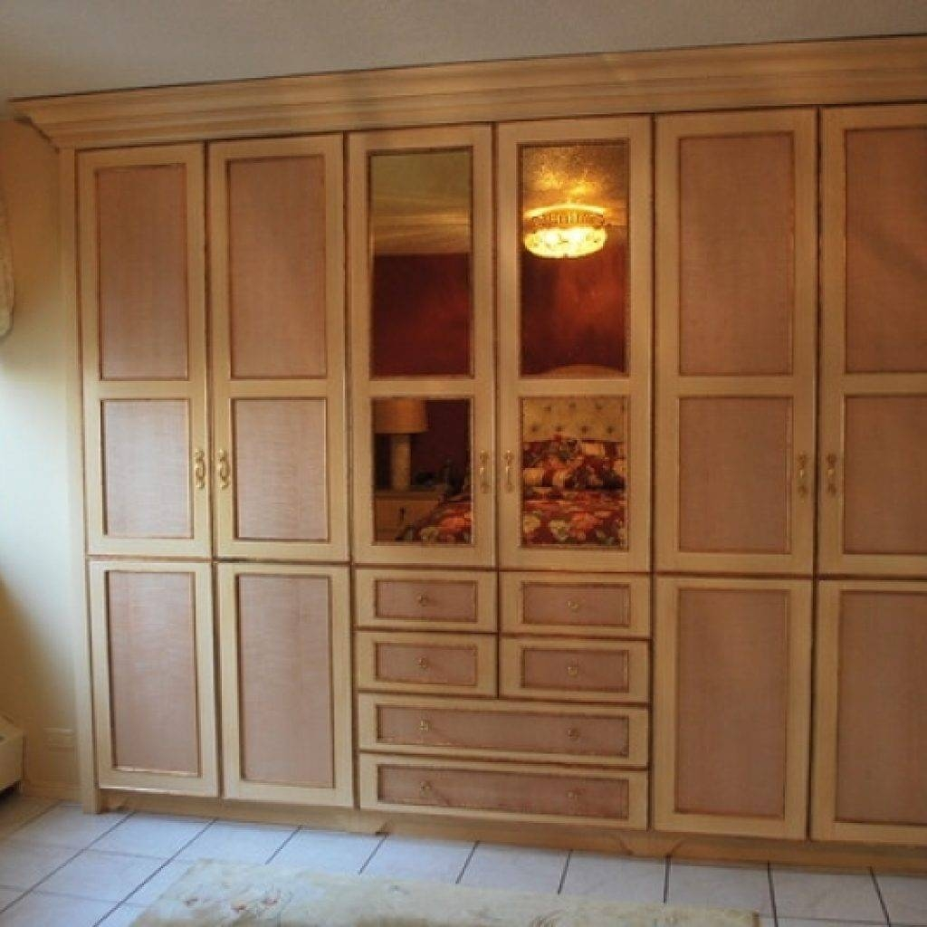 Trend Build A Built In Wardrobe With Sliding Doors Kitchen French regarding French Built in Wardrobes (Image 15 of 15)