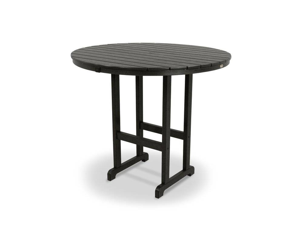 Trex Monterey Bay Bar Table & Reviews | Wayfair for Monterey Coffee Tables (Image 28 of 30)