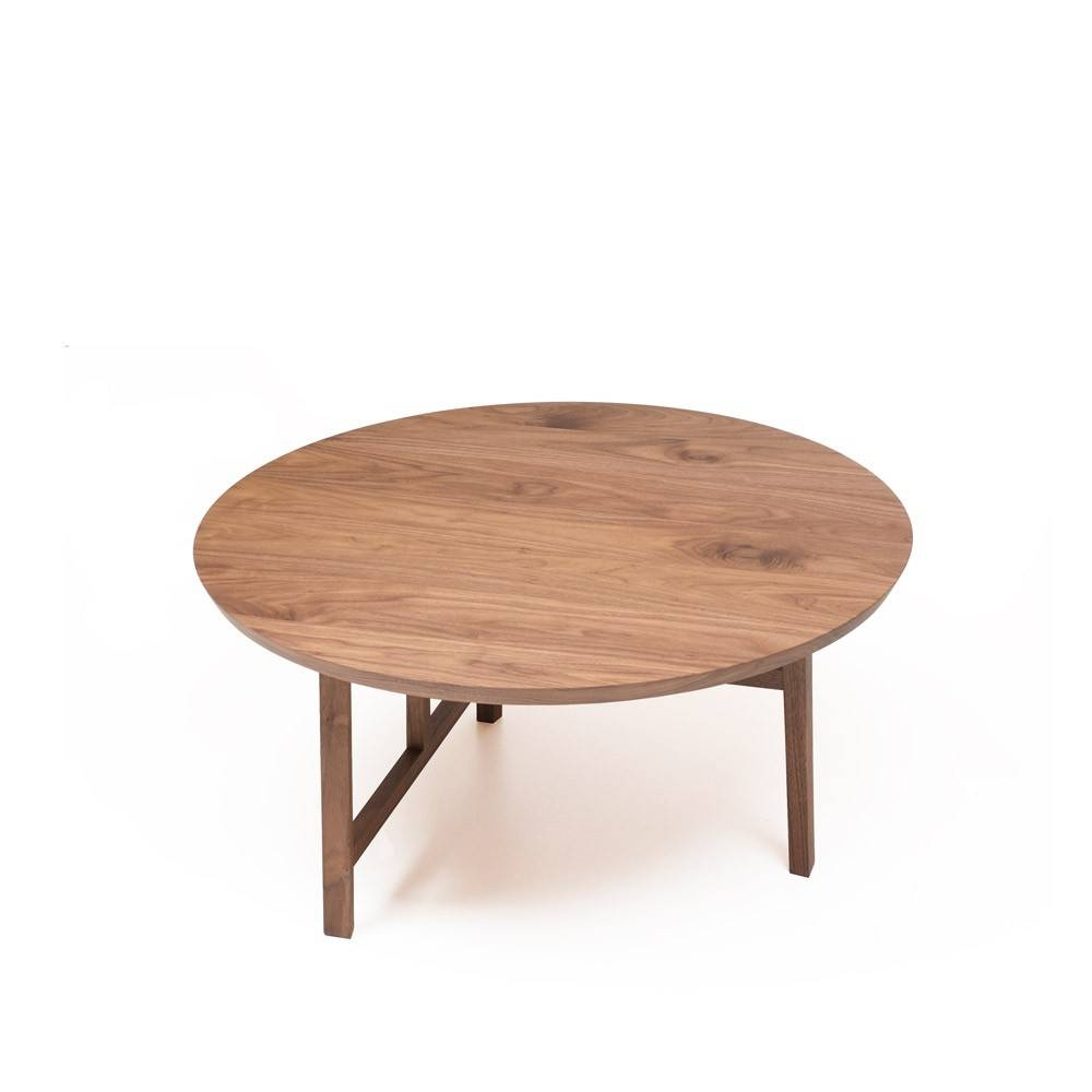 Trio Round Coffee Table | Neri & Hu | The Future Perfect In Circular Coffee Tables (View 29 of 30)
