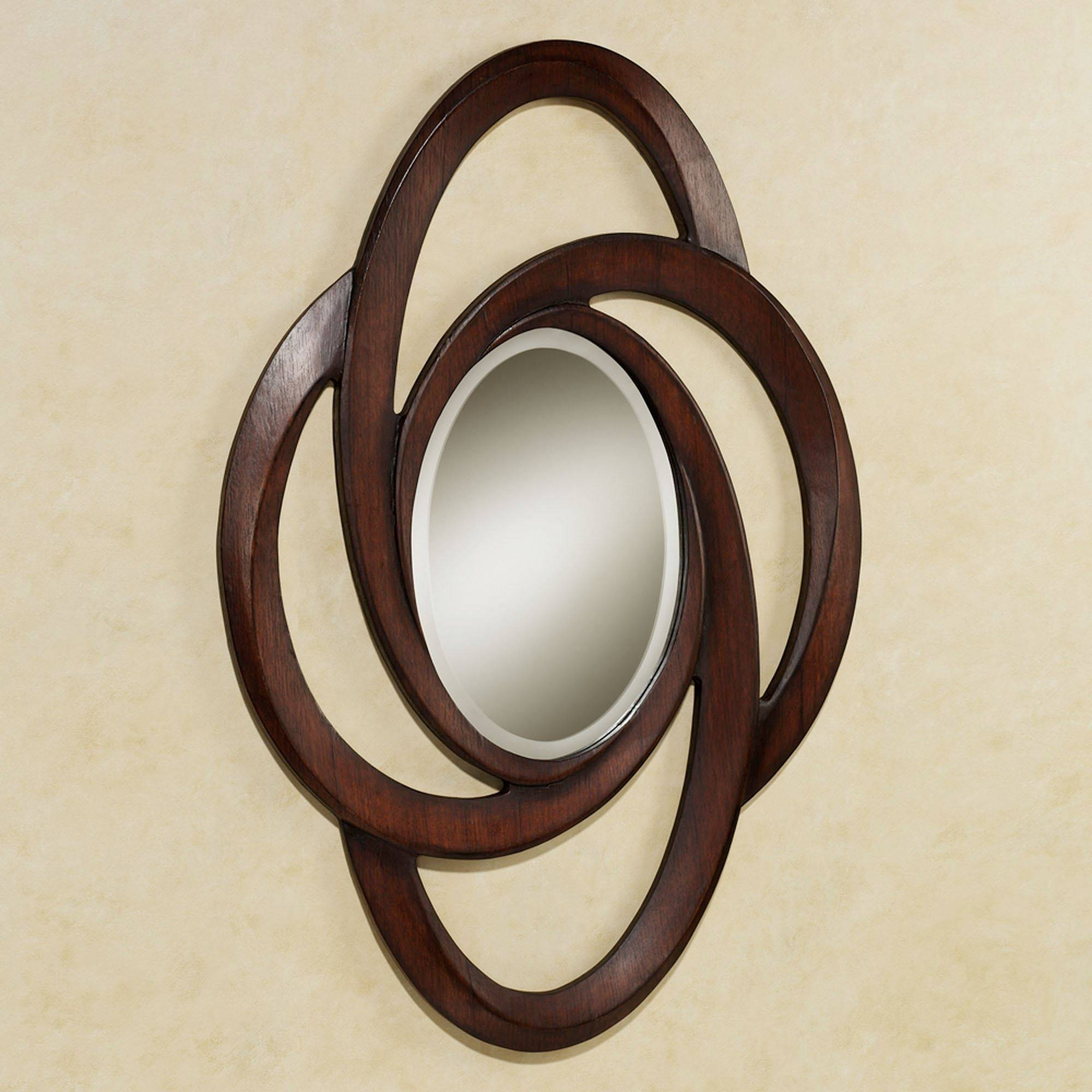 Triple Oval Wall Mirror - Oval Wall Mirror For The Elegant One To regarding Triple Oval Wall Mirrors (Image 23 of 25)