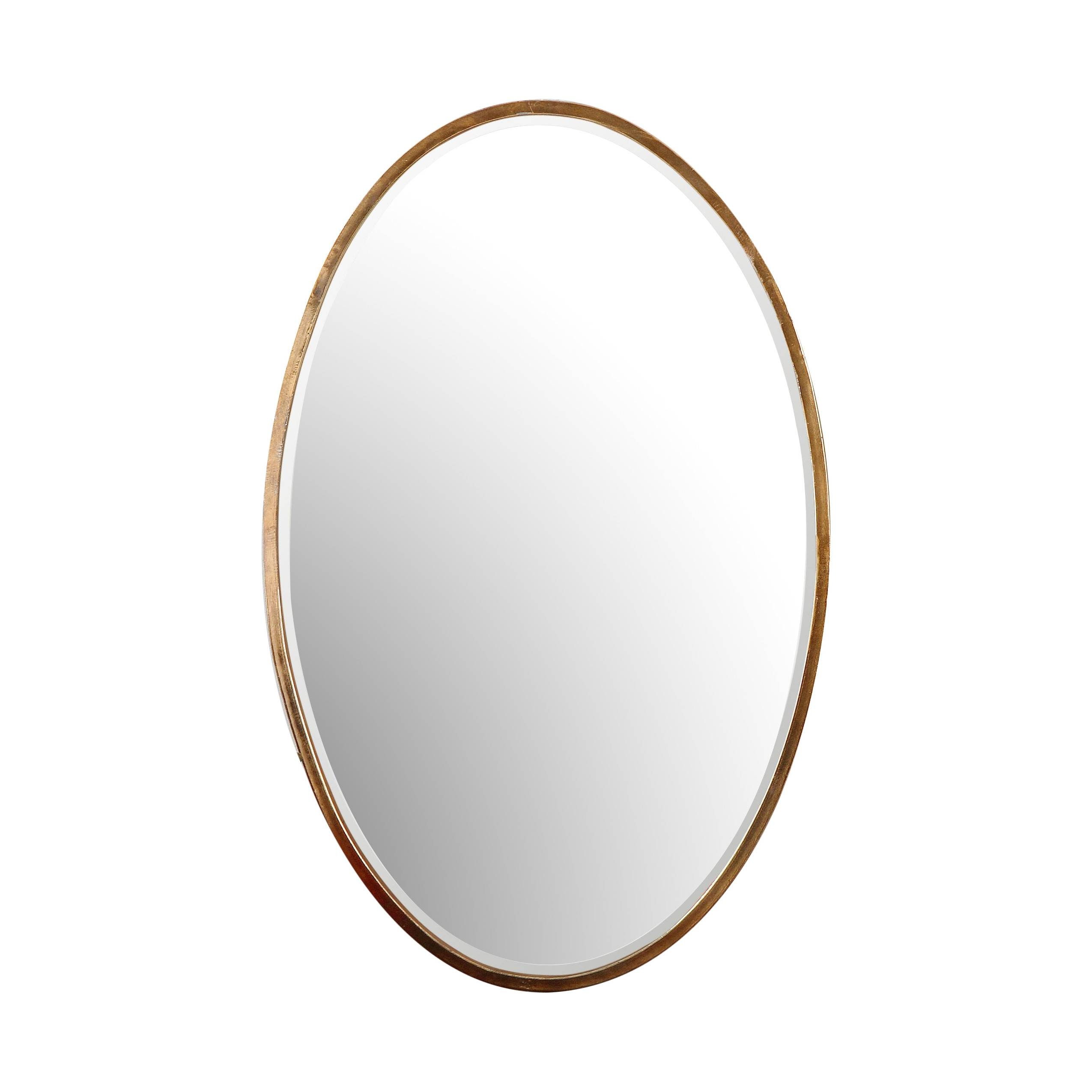 Triple Oval Wall Mirror - Oval Wall Mirror For The Elegant One To with regard to Triple Oval Mirrors (Image 24 of 25)