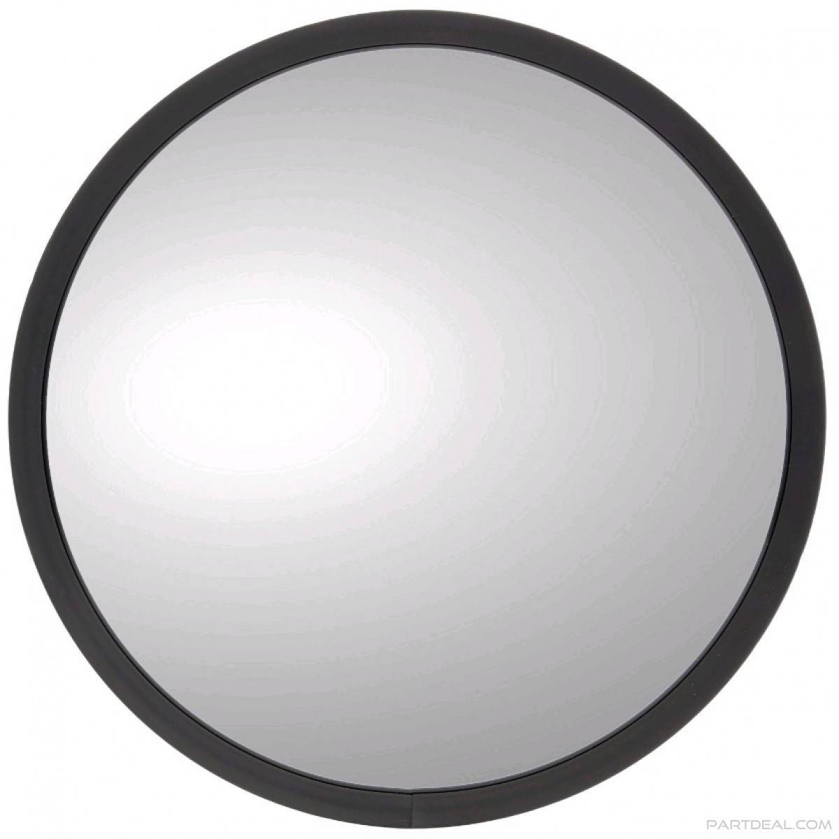 Truck-Lite-Truck-Lite 8 In. Stainless Steel Metal Round Convex regarding Round Convex Mirrors (Image 24 of 25)