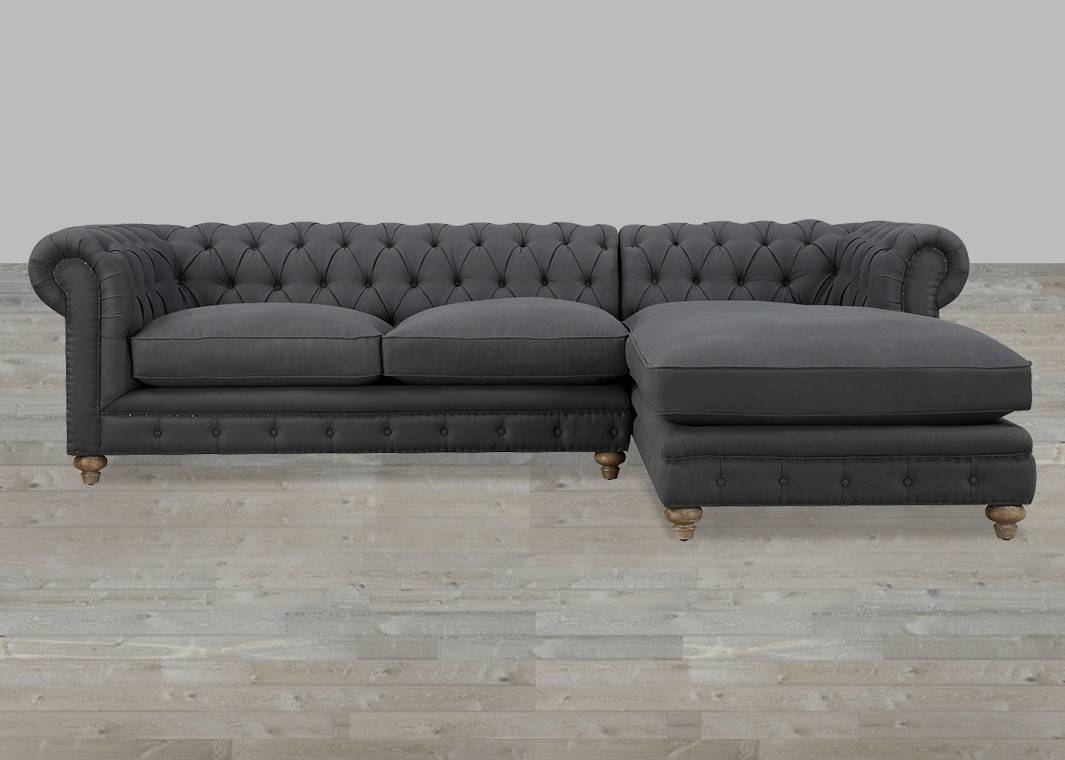 Tufted Sofas Houston | Tehranmix Decoration intended for Tufted Sectional Sofa Chaise (Image 24 of 25)
