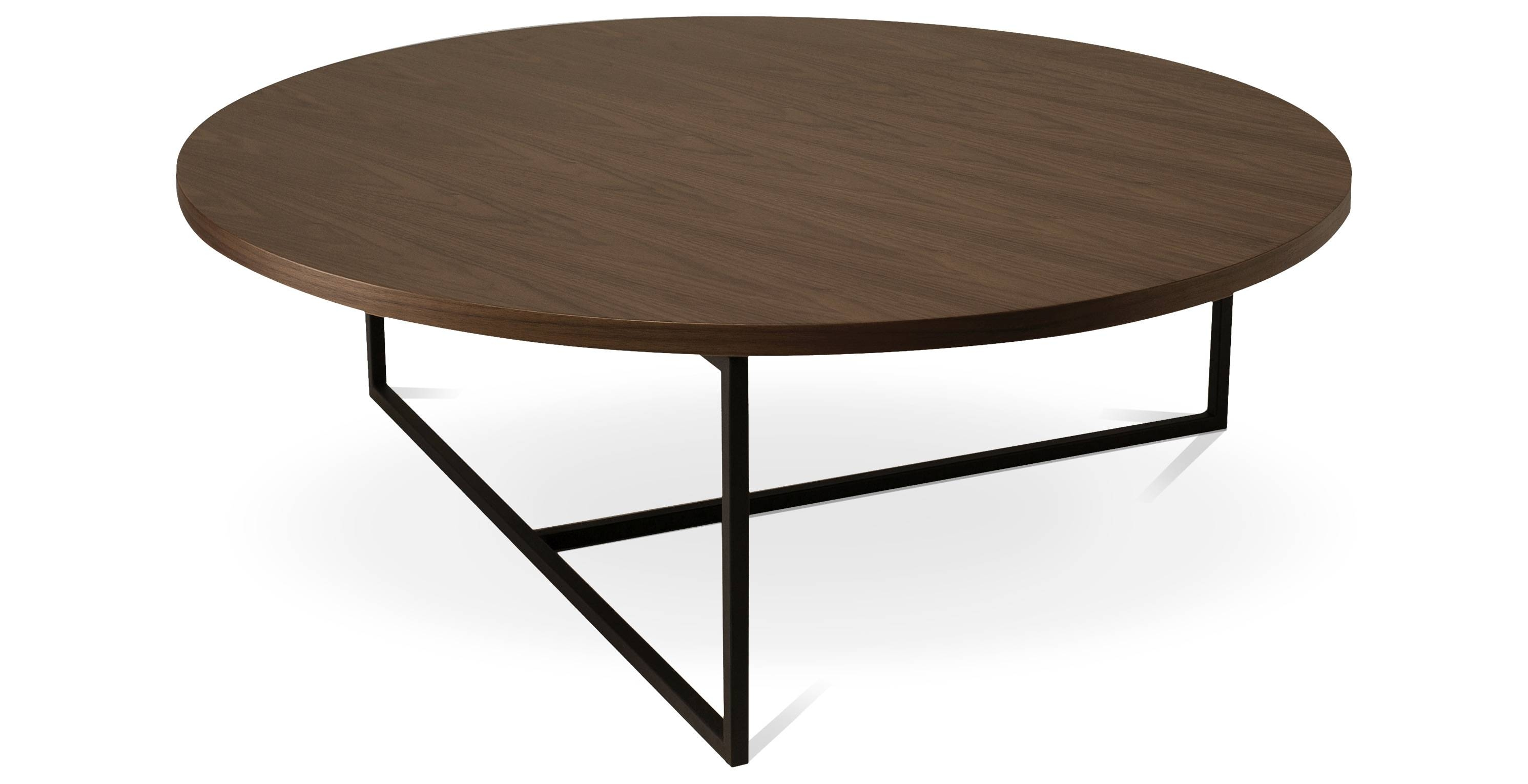 30 Best Ideas of Oval Walnut Coffee Tables