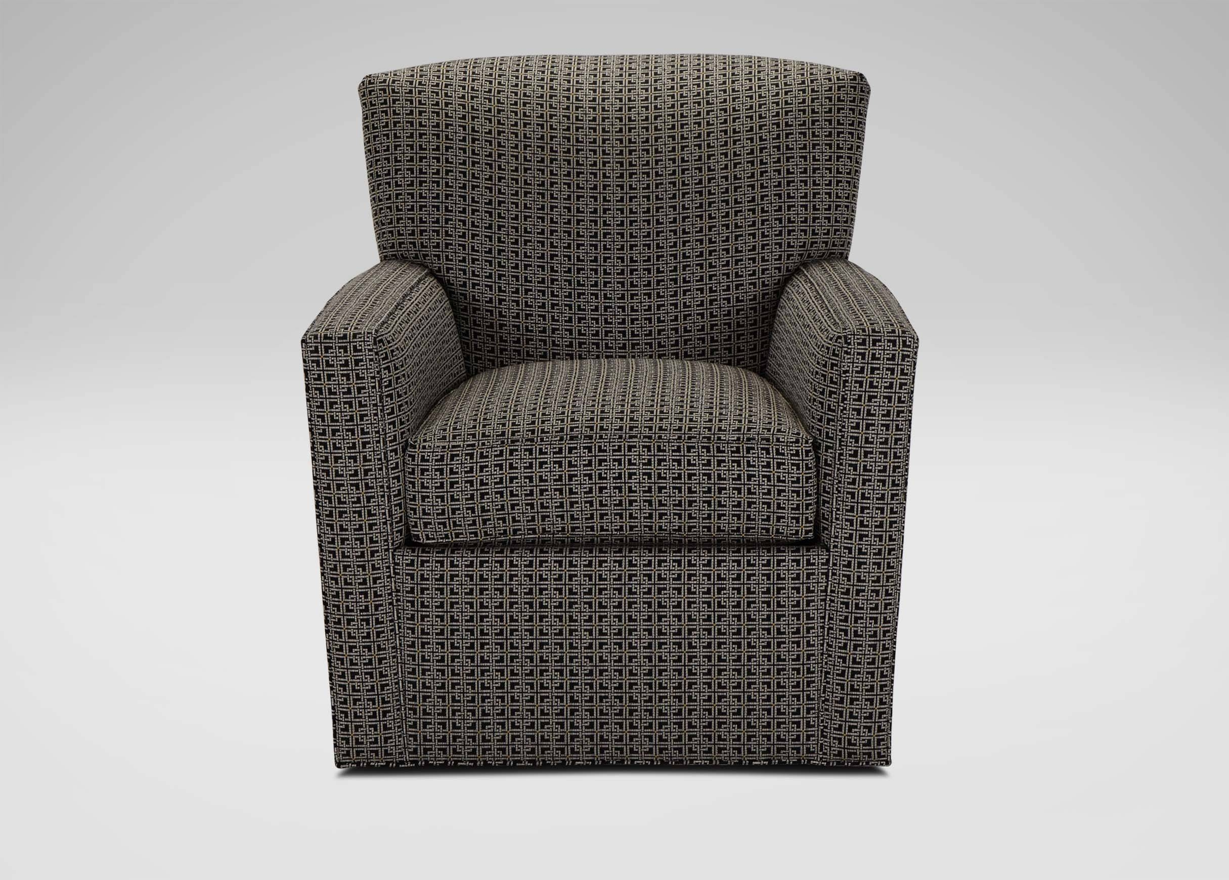 Turner Swivel Chair | Chairs & Chaises in Cuddler Swivel Sofa Chairs (Image 30 of 30)