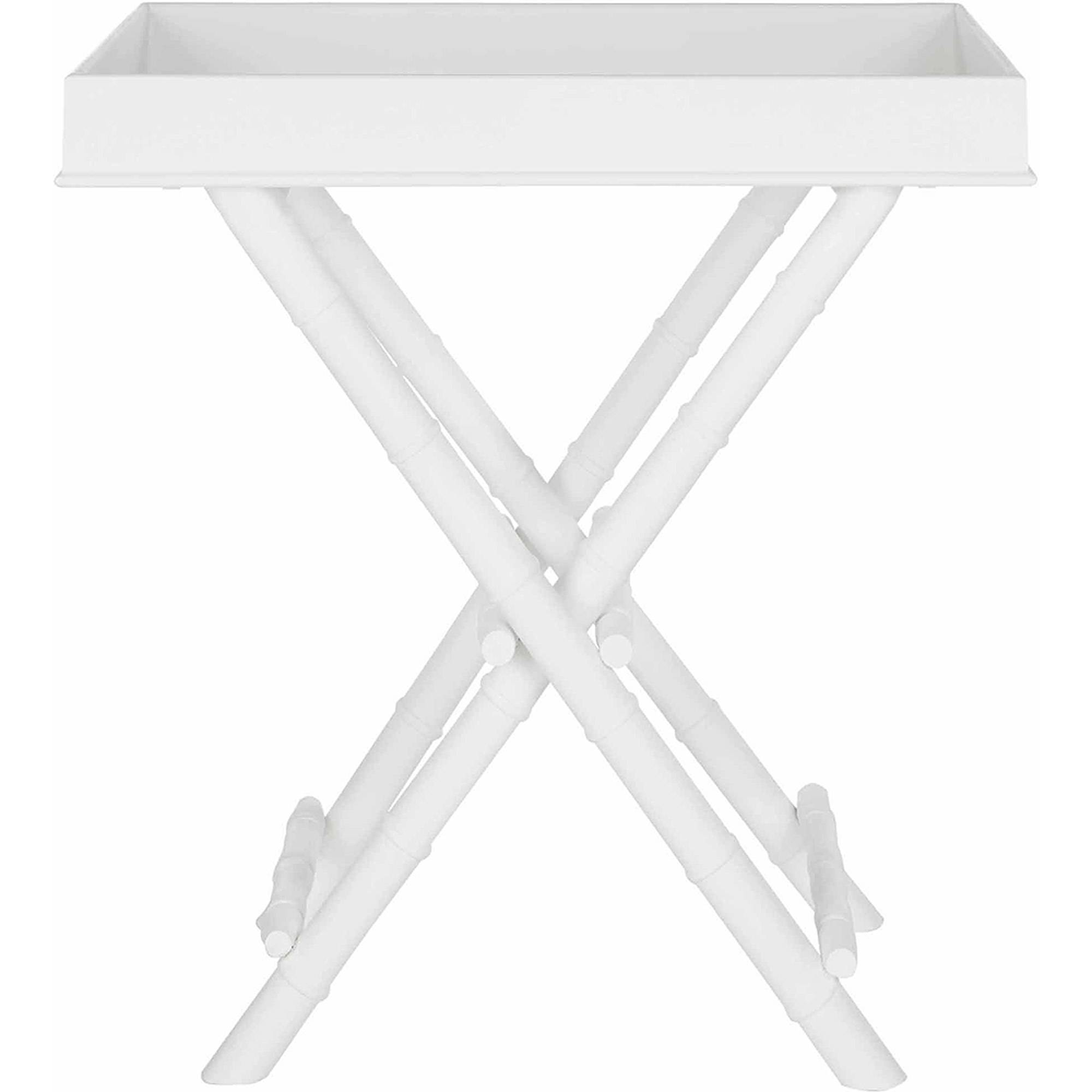 Tv Tray Tables - Walmart for Sofa Snack Tray Table (Image 29 of 30)