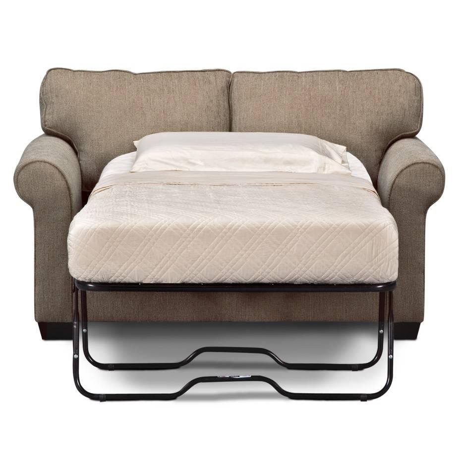 Twin Sofa regarding Loveseat Twin Sleeper Sofas (Image 28 of 30)