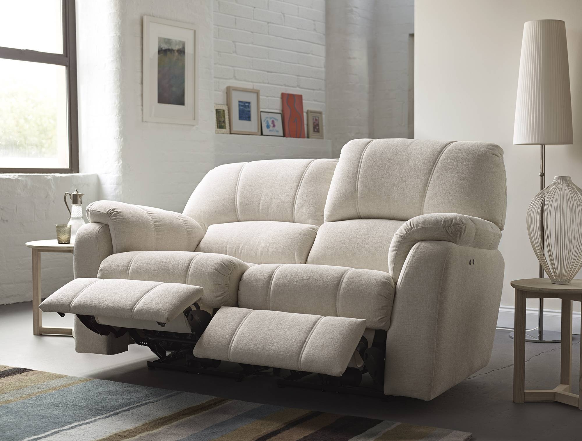 Two Seater Recliner Sofa | Sofas Decoration throughout 2 Seat Recliner Sofas (Image 29 of 30)