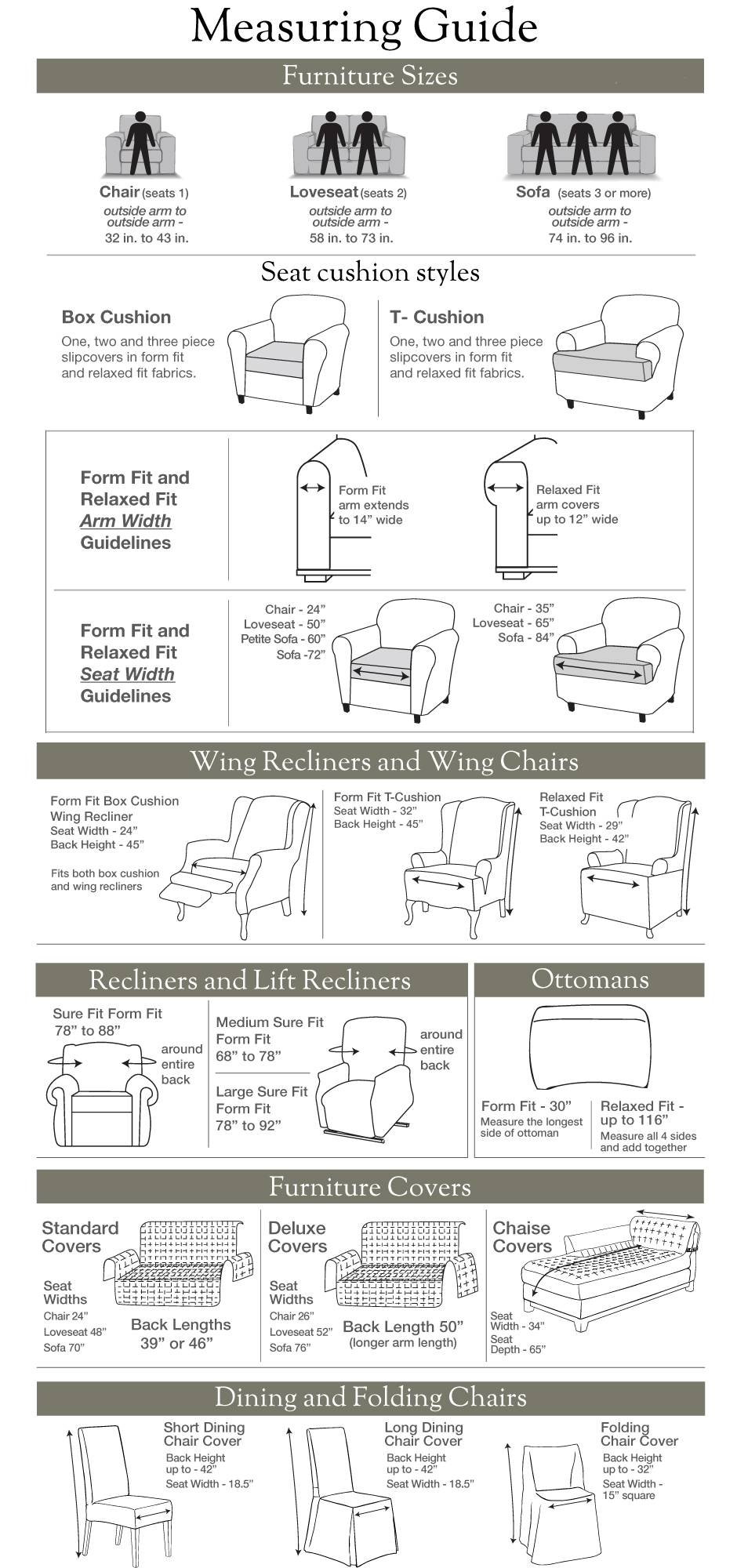 Ultimate Heavyweight Stretch Suede Separate Seat Sofa Slipcovers with regard to 2 Piece Sofa Covers (Image 29 of 30)
