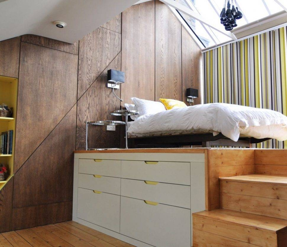 Uncategorized : Space Saving Guest Beds Furniture Save Space with Small Armchairs Small Spaces (Image 30 of 30)