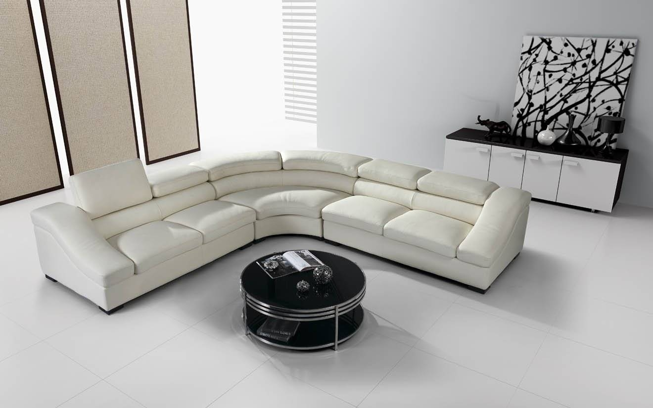 Unique Corner Sectional Sofas With Modular Leather Corner Sofa regarding Unique Corner Sofas (Image 26 of 30)