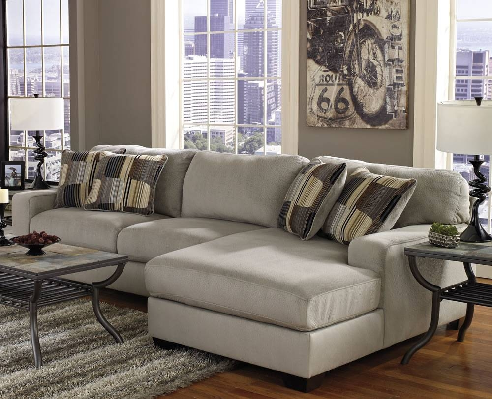 Unique Daybed Sofa With Brown Cushions – Surripui | Tehranmix For Apartment Sofa Sectional (Image 29 of 30)