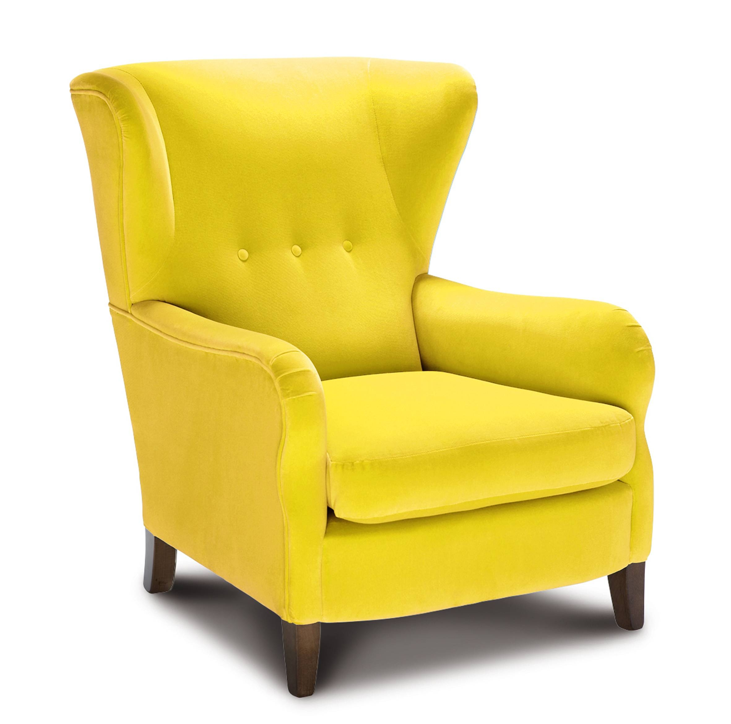 30 Best Ideas of Yellow Sofa Chairs