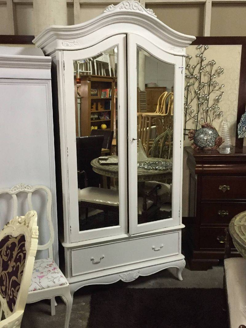 Uniquely Chic Furniture (Cheshire) Ltd - Shabby Chic Furniture with Shabby Chic Wardrobes For Sale (Image 15 of 15)