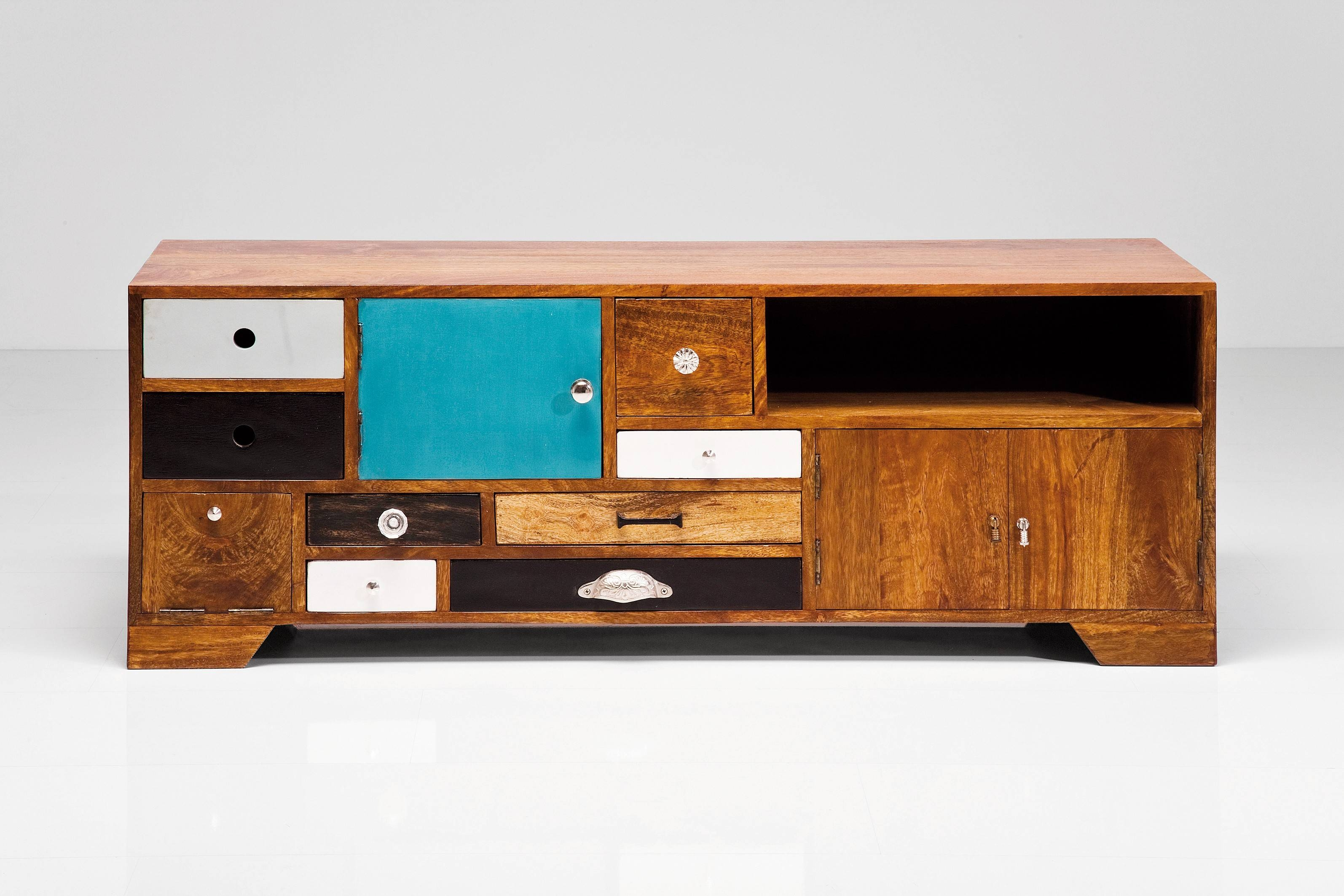 Upcycled Retro Sideboard And Media Uniti Love Retro | I Love Retro intended for Sideboard Units (Image 30 of 30)