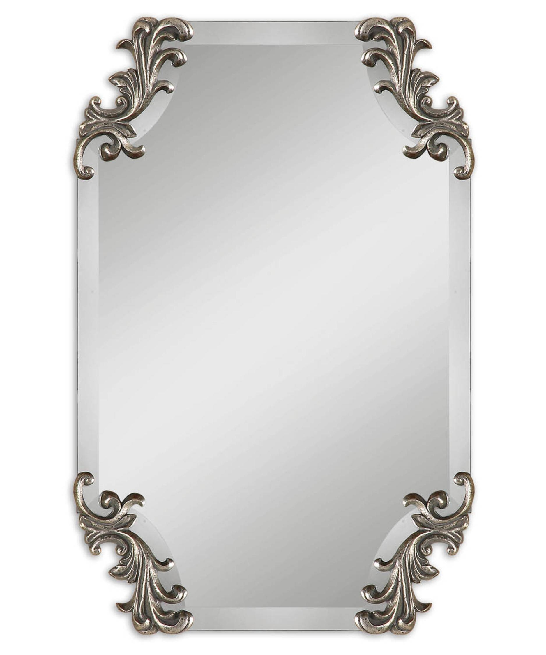 Uttermost Wall Mirrors Nanobuffet for Unusual Wall Mirrors (Image 23 of 25)