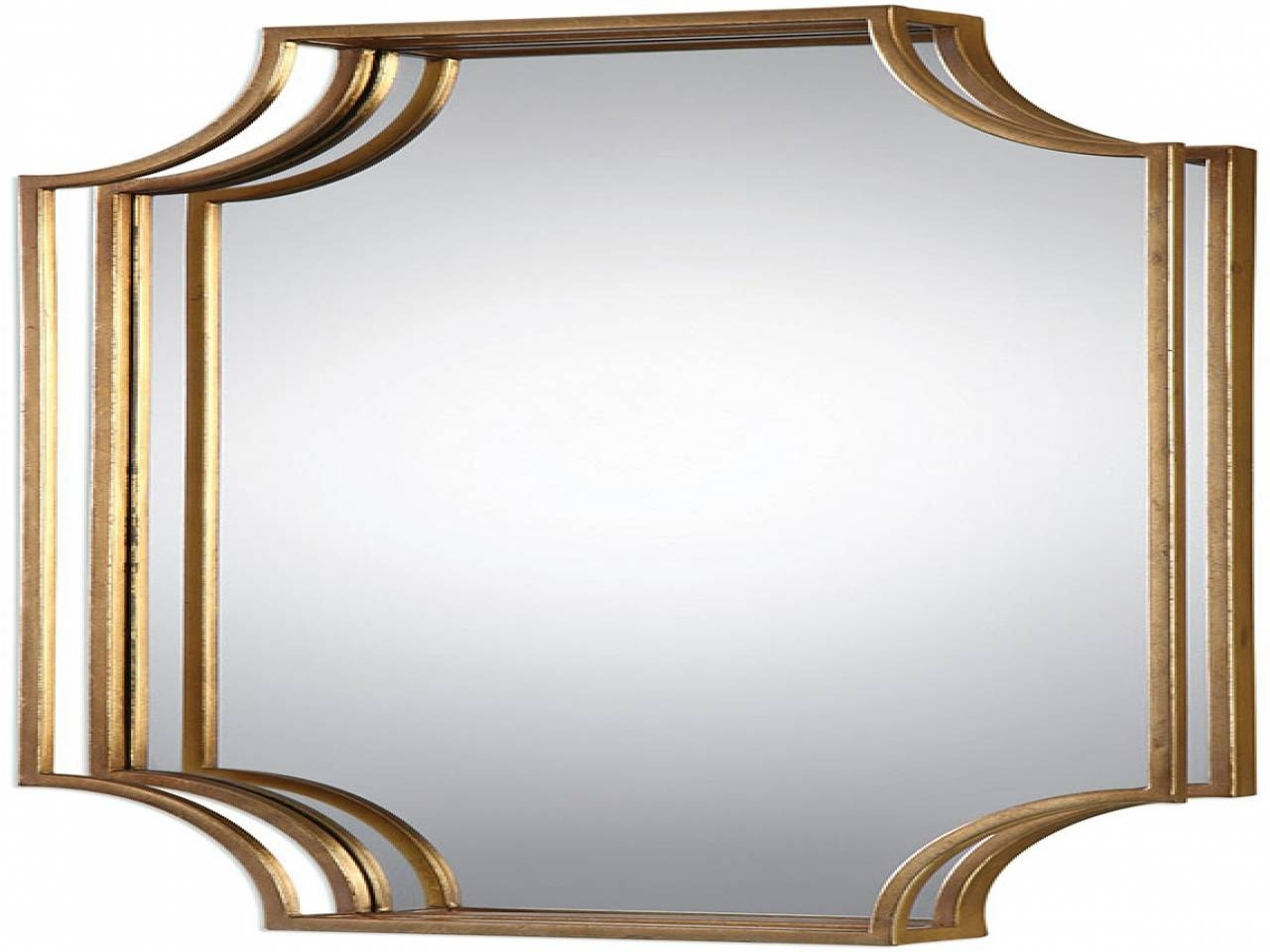 Uttermost Wall Mirrors, Unusual Mirrors For Wall Uttermost Wall inside Unusual Mirrors (Image 25 of 25)