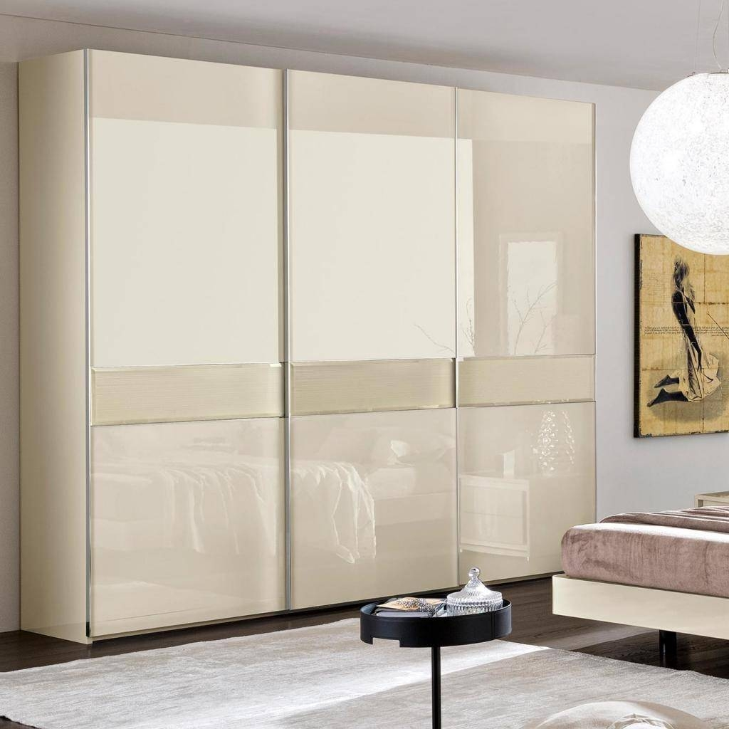Featured Photo of Cream Gloss Wardrobes