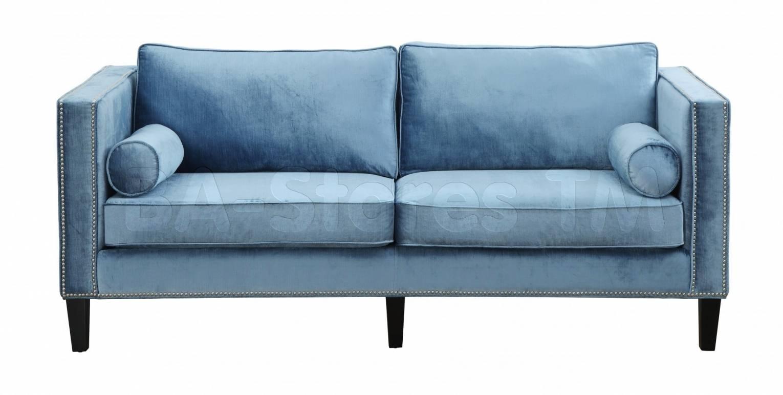 Velvet Sofa Bed – Gallery Image Seniorhomes Pertaining To Chintz Sofa Beds (View 30 of 30)